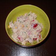 Tuňákový salát s kukuřicí recept