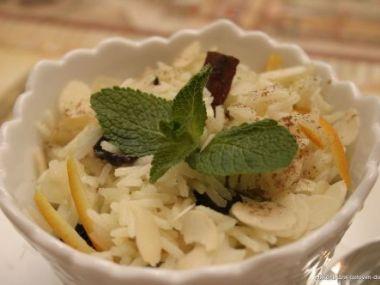 Jablečná rýže