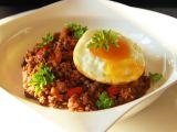 Čočka red curry recept
