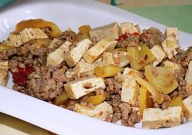 Chilli con carne s tofu (Dukanova dieta) recept