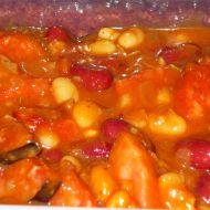 Mexické fazole mix recept