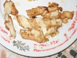 Kuřecí nudličky na česneku recept