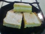 Lehký koláč s tvarohem recept