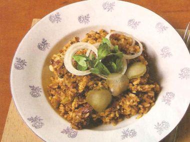 Indiánská rýže