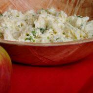 Celerový salát s jablíčkem recept