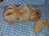 Cibulové bulky s bramborem v těstě recept