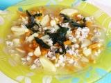 Kroupová polévka od zubaté žáby z Bruntálu recept
