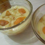 Meruňkový pudink recept
