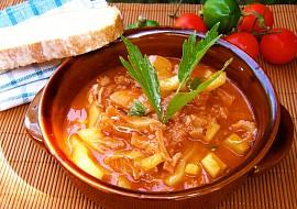 Dršťky na paprice  maďarský pacalpörkölt recept