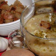 Česnečka 1 recept