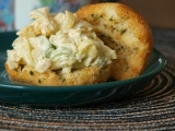 Vaječný salát s řapíkatým celerem recept