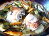 Kuře v zelenině recept