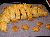 Krokodýlí štrůdl pro děti recept