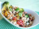Zeleninový salát se sójou a křenem recept