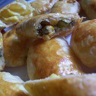 Vegetariánské listové pečivo recept