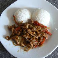Vepřové kung-pao recept