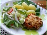 Vepřový řízek s celerem recept