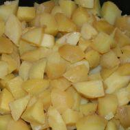 Bylinkové opečené brambory recept