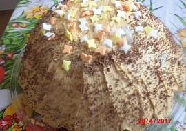 Nepečený dortík podle mne recept