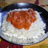 Chuťovka z rajčat a arašídů recept