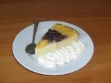 Tvarohový dort bez mouky recept