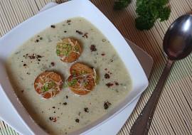 Kedlubnová polévka se sýrem recept