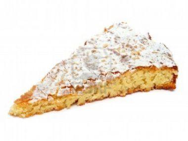 Tarta de Santiago  španělský velikonoční koláč