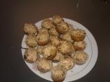 Slané muffinky recept