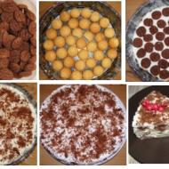 Šlehačkový koka dort recept