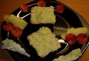Bramborový sýr