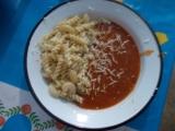 Rajská omáčka na těstoviny recept