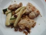 Křupavé kuře s kaštany recept