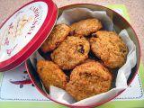 Skvělé mrkvové sušenky s rozinkami a ořechy recept