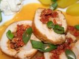 Kuřecí závitky s čabajkou a křenem recept
