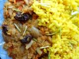 Zeleninové karí II recept