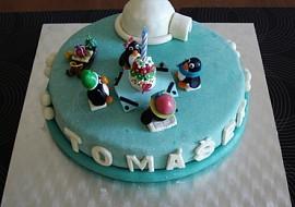 Dětský dort pro kamarádku ( Inpsirace ) recept