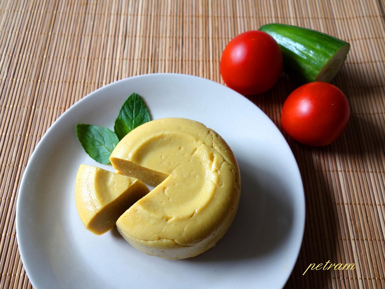 Veganský cizrnový sýr (bez ořechů, soji a agaru) recept ...