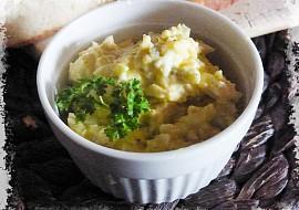 Vajíčková pomazánka s bramborem a křenem recept