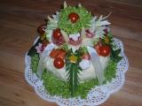 Slané dorty od Jitky recept