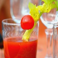 Rajčatový vyprošťovák aneb novoroční elixír recept
