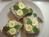 Americká banánová buchta recept