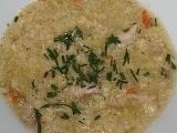 Kuřecí polévka s kapustou recept