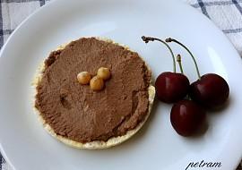Cizrnová Nutella recept