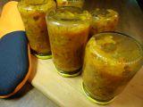 Cuketový relish recept