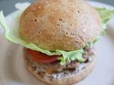 Domácí plněné burgery recept