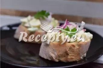 Lehký vajíčkový salát s jogurtem recept  slavnostní pokrmy ...