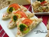 Sýrový salát s celerem recept