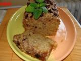 Brusinkovo  jablečný chlebíček recept