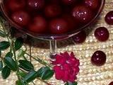 Višně v rumu recept