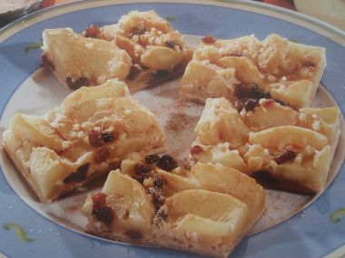 Tyrolský jablkový koláč